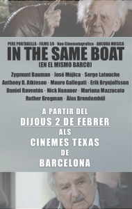 "EN EL MISMO BARCO ( ""IN THE SAME BOAT"") @ CINE TEXAS"